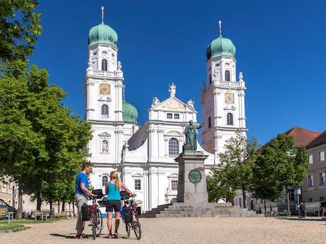 Passau Donauradweg